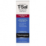 Neutrogena T/Sal Therapeutic Shampoo, Scalp Build-up Control 4.5 fl oz
