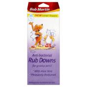 Bob Martin Anti-bacterial Rub Downs