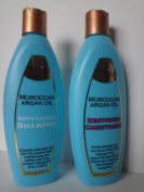 OIL OF LIFE Moroccan Argan Oil Revitalising Shampoo & Conditioner 2-PACK