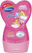 Bubchen Bübchen Kids Shower & Bathing Gel Little Princess with Aloe Vera 7.78 fl. oz.