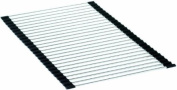 Franke accessories roll-up mat stainless steel, compatible with Mythos stainless steel, 1120030882