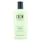 Hair Care - American Crew - Men Citrus Mint Refreshing Shampoo 250ml/8.45oz