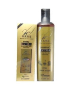 Hair Loss Treatment Bio-Woman Brand- TONIC & SHAMPOO - Regrow new hair with natural extracts!
