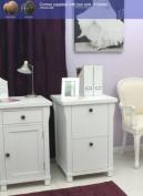 Baumhaus Hampton Filing Cabinet Two Drawer