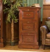 Baumhaus La Roque Three Drawer Filing Cabinet