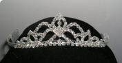 Princess Debut Rhinestone Crystal Tiara ~ Perfect Pageant Prom or Wedding