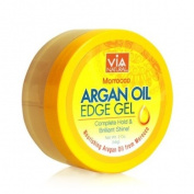 Via Natural Moroccan Argan Oil X3 Edge Gel 60ml