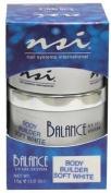 NSI Balance UV Gel - Body Builder Soft White - 15ml / 15g