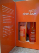 Matrix Essentials Sleek Look NEW Blow-down Extreme Creme & Sealing Serum Duo