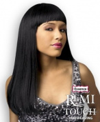 ESSENCE REMI TOUCH HUMAN HAIR YAKI STRAIGHT WEAVE 30cm