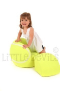 LITTLE WIMBLEDON KIDS TENNIS BALL CHAIR sport theme / games chair armchair childrens playroom