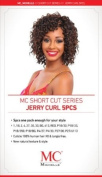 Michelle Short Cut 5pcs Jerry Curl hair Colour #2