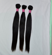 100% Virgin Brazilian Remy Human Hair Extensions - Weave Hair - Straight