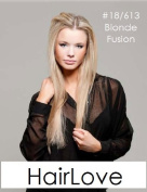 HairLove Elite Clip In Hair Extensions, 21 Clips, 150g