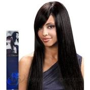 "BOBBI BOSS FIRST REMI 100% Premium Human Hair Weave - PRIME YAKY 10(S)"" #P1B/30"