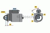 Bosch 0986016210 Starter