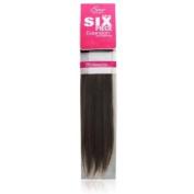 Evita 100% Human Hair Six Piece Clip In Extension 36cm Colour 8
