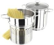 Horwoods Pasta Pot 20cm Stainless Steel
