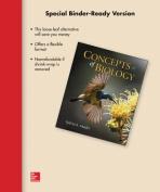 Loose Leaf Version for Concepts of Biology