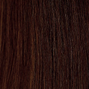 Euronext Premium Remy Human Hair 46cm Clip In Extensions Dark Brown