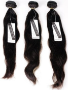 Naked Unprocessed Brazilian Virgin Remy 100% Human Hair Extension