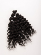 41cm Malaysia Virgin Remy Human Hair Weave Weft Curly 3 Bundles 300 Grammes Unprocessed Natural Colour Extensions 100% Malaysia Human Hair Extensions