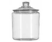 Anchor Hocking Heritage Hill Storage Jar 4.0l Annealed Glass