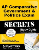 AP Comparative Government & Politics Exam Secrets, Study Guide  : AP Test Review for the Advanced Placement Exam