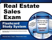 Real Estate Sales Exam Flashcard Study System