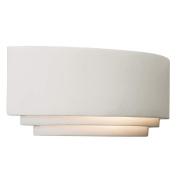Astro Amalfi 0423 ceramic wall light 60W GLS
