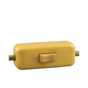 3 Core In-Line Switch 2A Gold