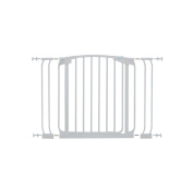 Dream Baby L778W Swing Closed Security Gate White with Extensions Included