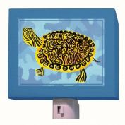 Oopsy Daisy - Blue Camo Cooter Turtle Nightlight