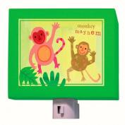 Oopsy Daisy - Monkey Mayhem Nightlight
