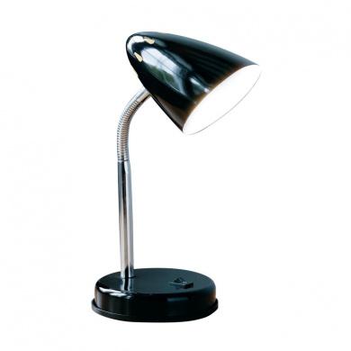 Premier Luma Flex Black Flexi Desk Lamp [Kitchen & Home]