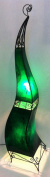 Moroccan Henna Lamp- Square- 150cm- Green