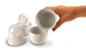 Fred M Cup Measuring Matroyshkas, Set of 6 Dry Measuring Cups