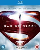 Man of Steel [Regions 1,2,3] [Blu-ray]