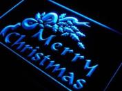 ADV PRO j038-b Merry Christmas Tree Decor Neon Light Sign