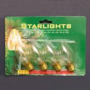 Spare Bulbs - Starlights Clear