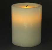 Konstsmide 10.5cm Battery Operated Indoor Flickering LED Wax Candle Light