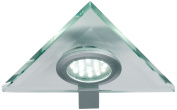 Endon LED Triangle Surface Light