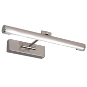 Astro 0528 T5 Goya 365 Picture Light including 1 x 8 Watt T5 Fluorescent Tube, Brushed Nickel