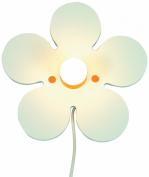 Niermann Standby Flower Power Wall Lamp, White