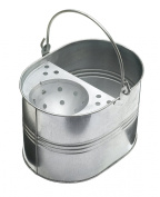 Harris Victory Galvanised Mop Bucket and Wringer