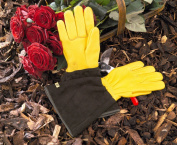 Gold Leaf Tough Touch Gloves - Ladies