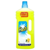 Flash Professional Crisp Lemon All Purpose Cleaner 1 x 2L