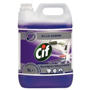 Winware CIF Professional 2in1 Disinfectant