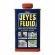 JEYES FLUID 300ml- NEW - BARGAIN! - DISINFECTANT/DRAINS