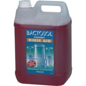 Winware Bactosol Glass Wash Rinse Aid
